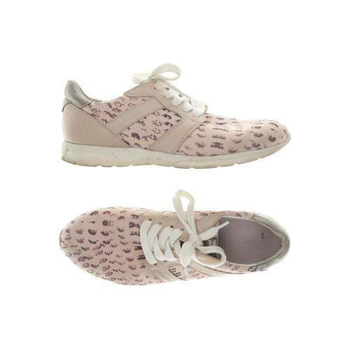Liebeskind Berlin Damen Sneakers pink Leder DE 39