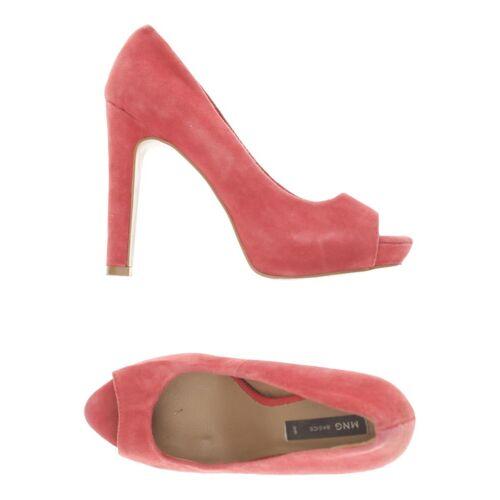 MANGO Damen Pumps pink DE 36