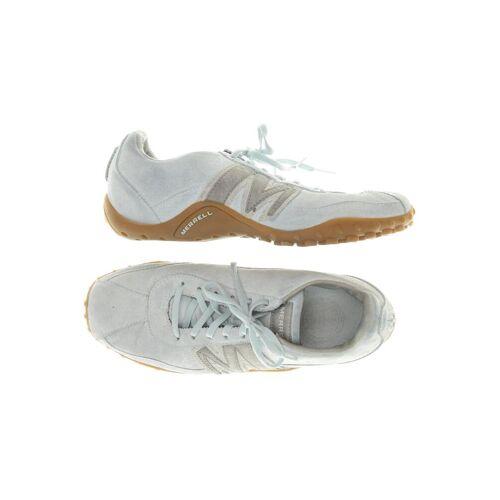 MERRELL Damen Sneakers blau Leder DE 40