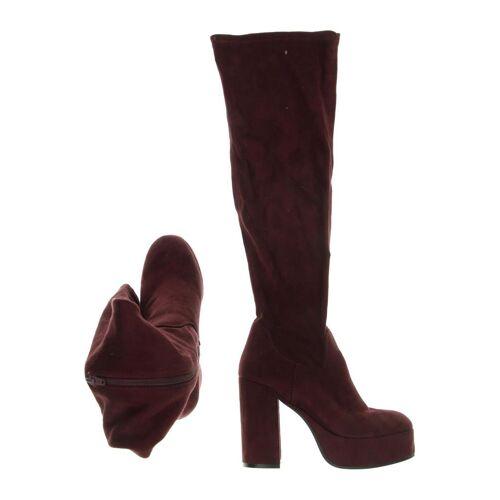 Catwalk Damen Stiefel rot DE 40