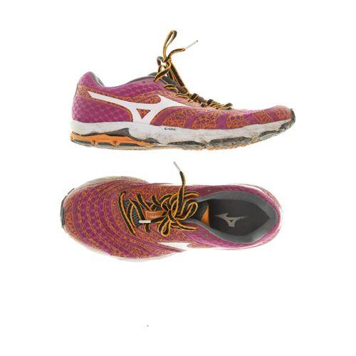 Mizuno Damen Sneakers lila kein Etikett DE 38