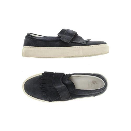 NAVYBOOT Damen Sneakers blau kein Etikett DE 36