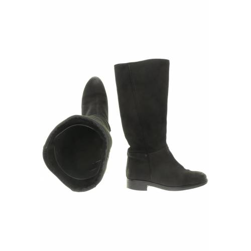 NAVYBOOT Damen Stiefel schwarz kein Etikett DE 38