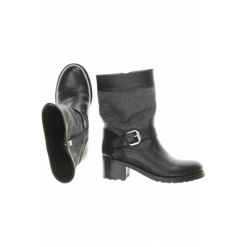NAVYBOOT Damen Stiefel schwarz kein Etikett DE 37.5