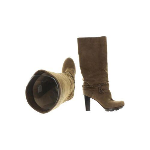 NAVYBOOT Damen Stiefel braun kein Etikett DE 38
