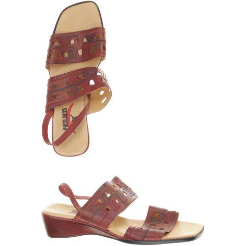 PIKOLINOS Damen Sandale DE 40 rot