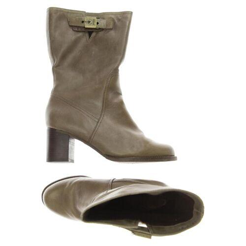 Scholl Damen Stiefel grün kein Etikett DE 41