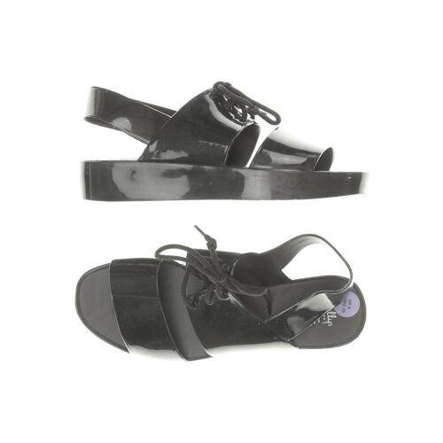 Shellys Damen Sandale schwarz kein Etikett DE 39