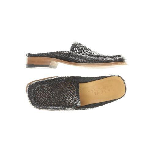 Vabeene Damen Sandale schwarz kein Etikett DE 39