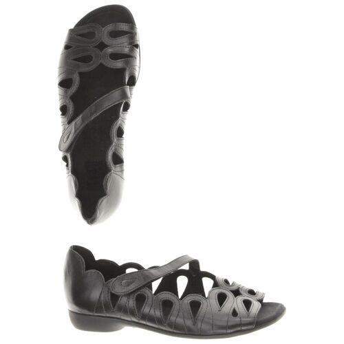 Vabeene Damen Sandale schwarz kein Etikett DE 36