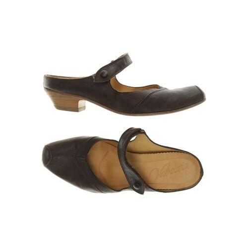 Vabeene Damen Sandale braun kein Etikett DE 38.5