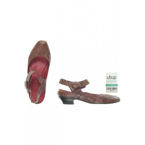 Vabeene Damen Sandale braun kein Etikett DE 36