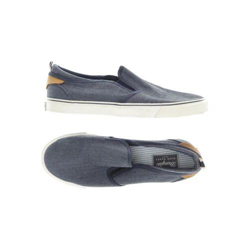 Wrangler Damen Sneakers blau kein Etikett DE 37