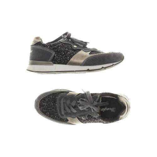 Wrangler Damen Sneakers grau kein Etikett DE 38