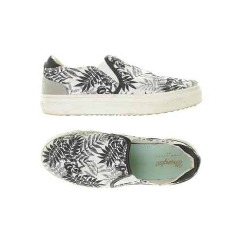 Wrangler Damen Sneakers grau kein Etikett DE 39