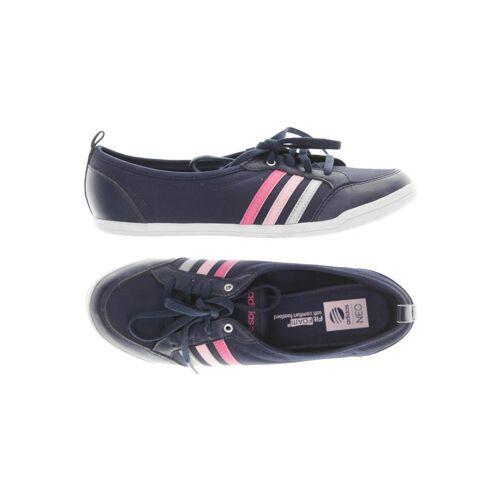 Adidas NEO Damen Halbschuh blau kein Etikett UK 6.5