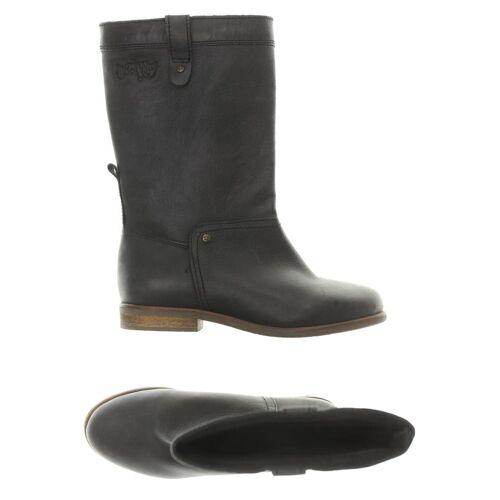 coolway Damen Stiefel schwarz kein Etikett DE 36