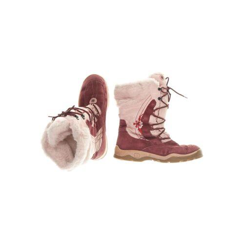 elefanten Damen Stiefel pink Leder DE 41