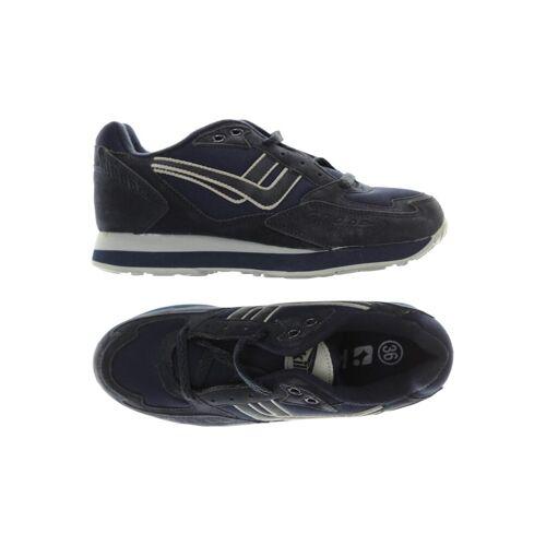 killtec Damen Sneakers blau kein Etikett UK 3.5