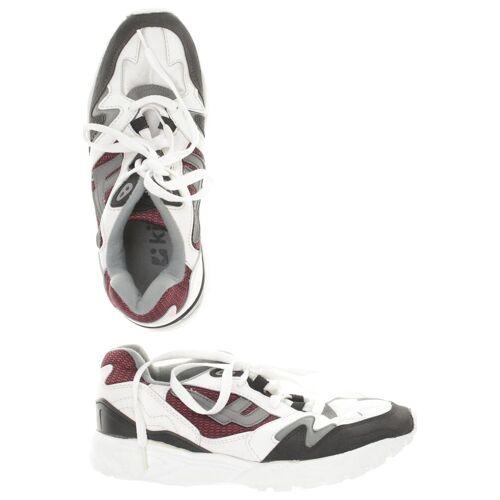 killtec Damen Sneakers weiß Kunstleder DE 41