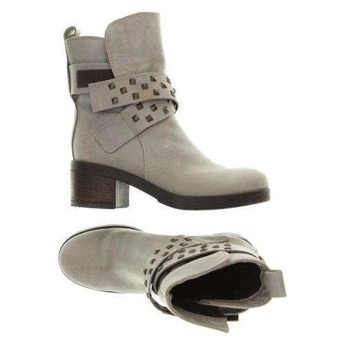 manas Damen Stiefel grau kein Etikett DE 37