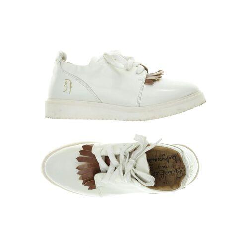 primabase Damen Sneakers weiß kein Etikett DE 37.5