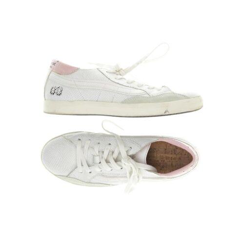 primabase Damen Sneakers weiß kein Etikett DE 38