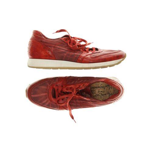 primabase Damen Sneakers rot kein Etikett DE 41