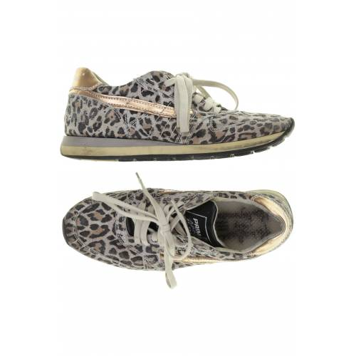 primabase Damen Sneakers grau kein Etikett DE 37
