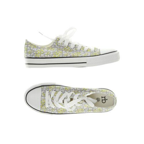 roccobarocco Damen Sneakers grau kein Etikett DE 40