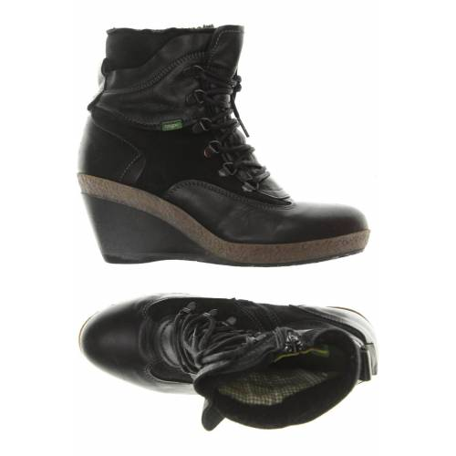 snipe Damen Stiefelette schwarz Leder DE 39