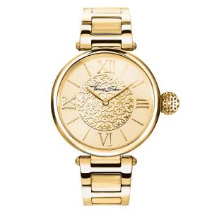 Thomas Sabo Damenuhr Golden Ornaments 207 WA0308-264-207-38 MM
