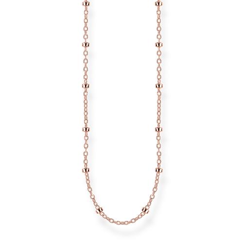 Thomas Sabo Erbskette roségold roségoldfarben KE1890-415-40-L90
