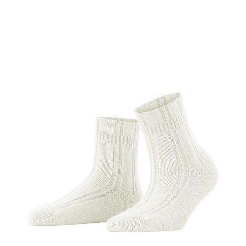FALKE Bettsocken Damen Socken, 39-42, Weiß, 47470-204902