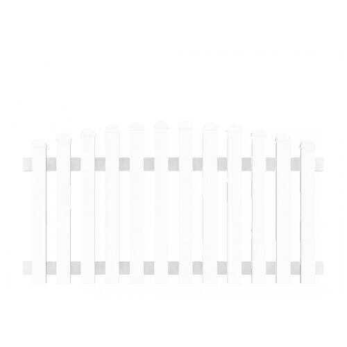 Groja Vorgartenzaun-Element Bogen oben 180 x 90-101cm;