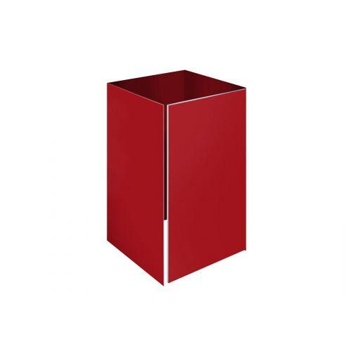 Traumgarten Binto Grundverkleidung HPL rot;
