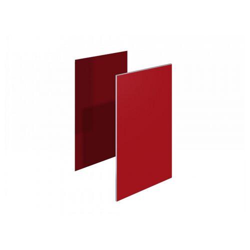 Traumgarten Binto Erweiterungsverkleidung HPL rot;