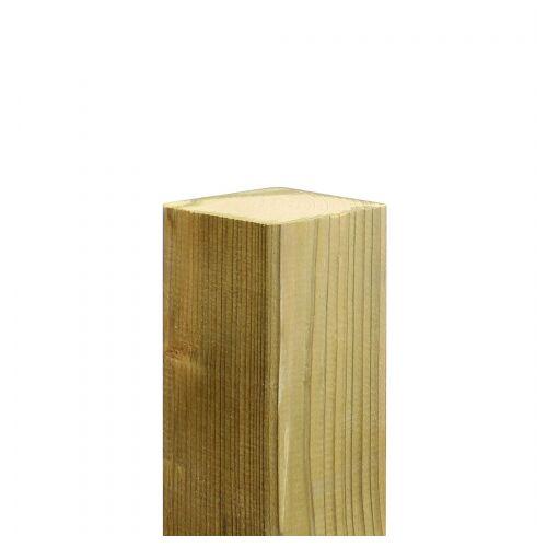 Mesem Zaunpfosten 9x9x150 Kiefer druckimprägniert; 6,99 EUR/lfm;