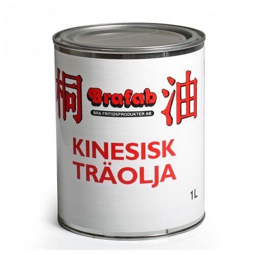 Brafab Chinesisches Holzöl 2,5l; 15,82 EUR/L;