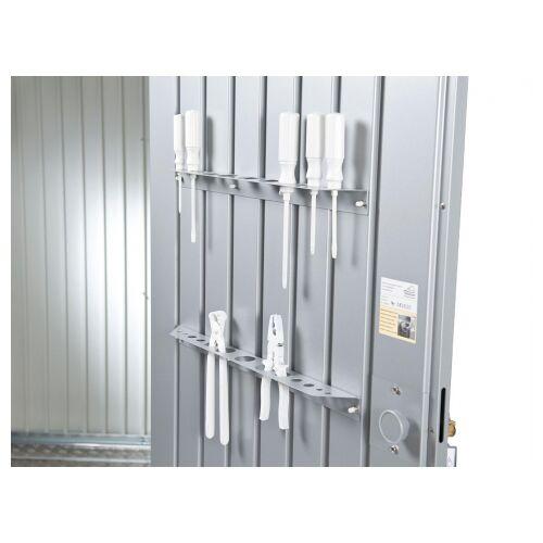 Biohort Werkzeughalter 2er Set für Gerätehaus AvantGarde; 14,47 EUR/Stk;