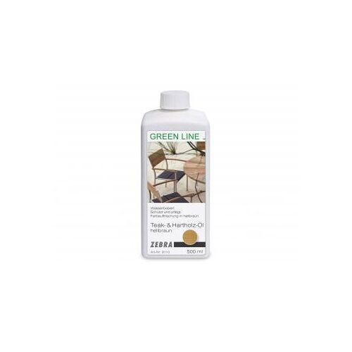 Zebra Teak Öl 0,5L - Hellbraun; 35,90 EUR/L;
