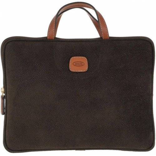 Bric's Life Laptop Bag Olive Green