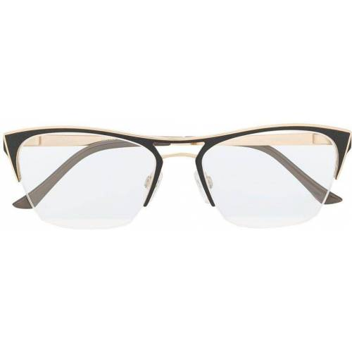 Cazal Brillengestell im Cat-Eye-Design