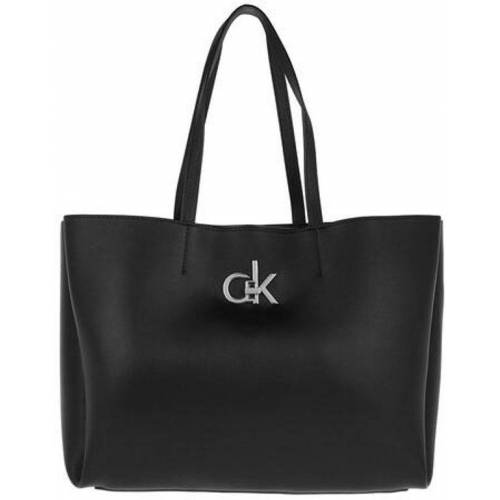 Calvin Klein Shopping Bag with Laptop Pouch