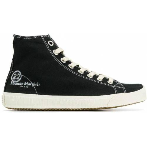 Maison Margiela High-Top Tabi Sneakers