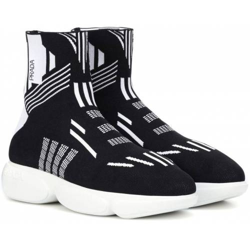 Prada High-Top-Sneakers