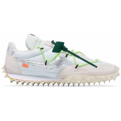 NIKE X OFF-WHITE 'Waffle Racer SP' Sneakers