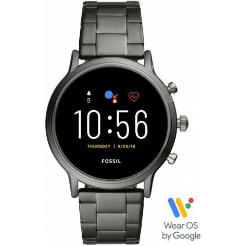 """Fossil Touchscreen Smartwatch Carlyle HR """"FTW4024"""""""