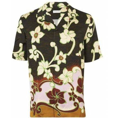 Dries Van Noten Hawaiihemd