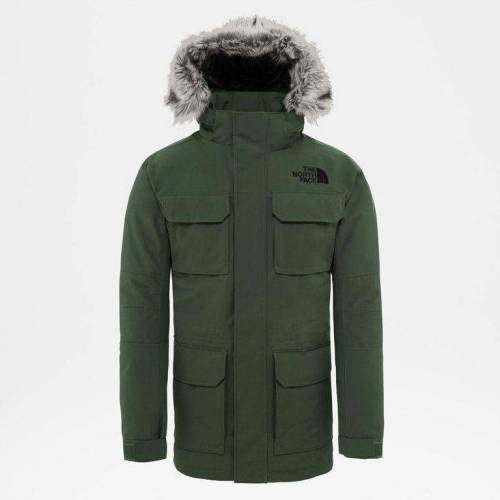 The North Face El Norte Parka New Taupe